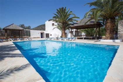 Large villa in Playa den Bossa