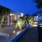 ibiza villa for families
