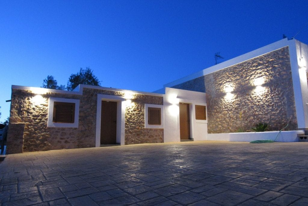 Newly renovated villa and terrace