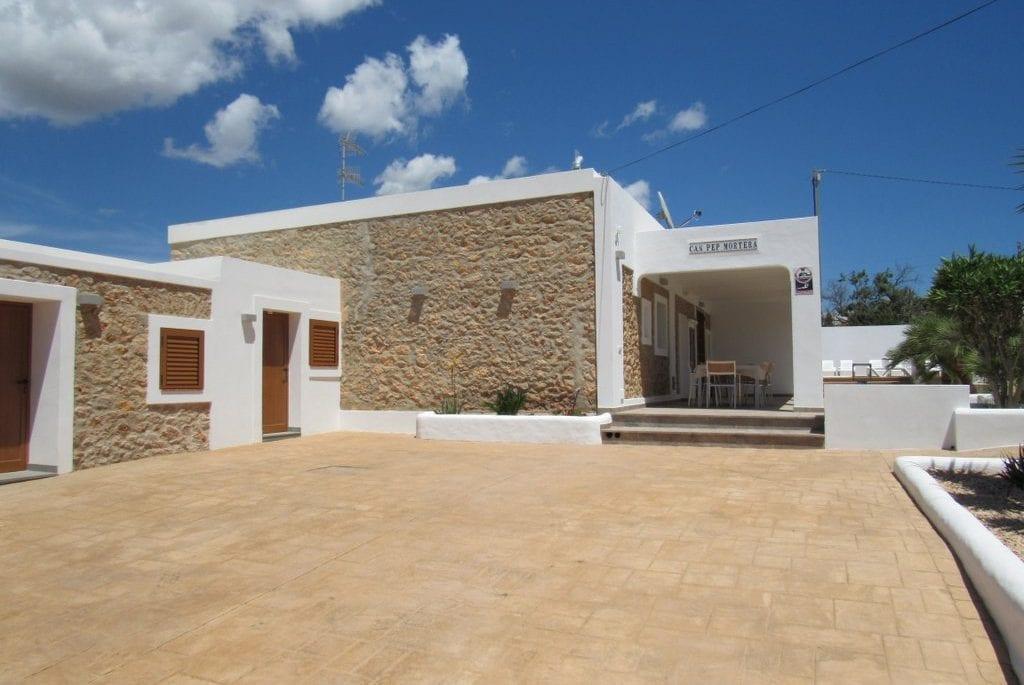 Newly refurbished villa in Ibiza