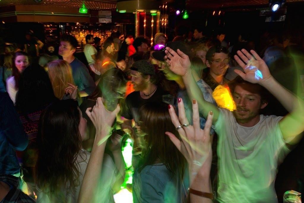 le paradis nightclub morzine