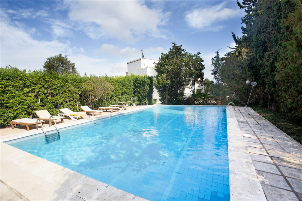 Villa Garcia Large Ibiza Villa Rental In Playa D En