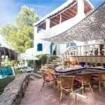 Large villa near Ibiza Town
