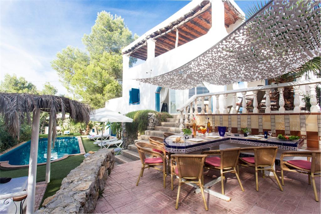 Villa Monte Cristo, Large Ibiza villa rental near Ibiza ...