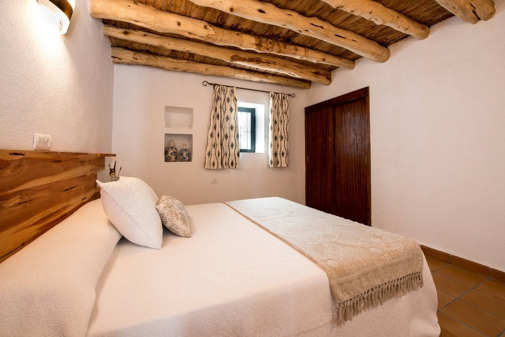 Double room at Villa Can Reiet