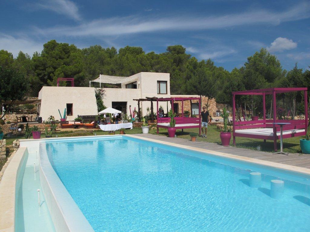 Casa Maymo San Antonio Ibiza Villas 2000