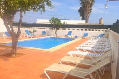 Large villa close to Playa den Bossa