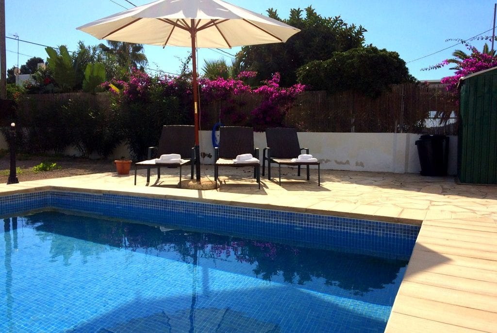 Great value Ibiza villas 2017 casa caleta