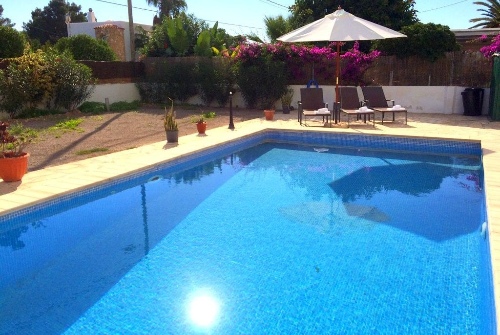 Great value Ibiza villa rental for groups