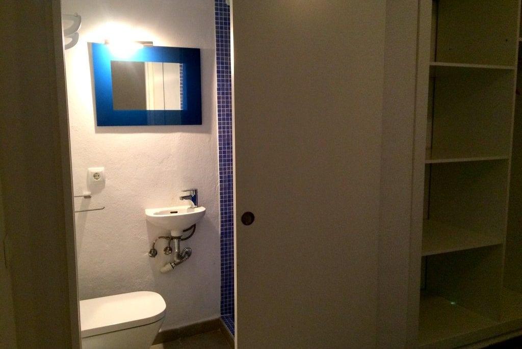 shower room at Casa Josie
