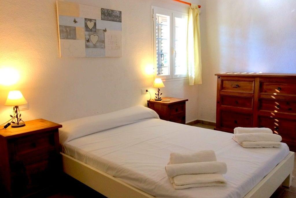 bedroom at Casa Josie