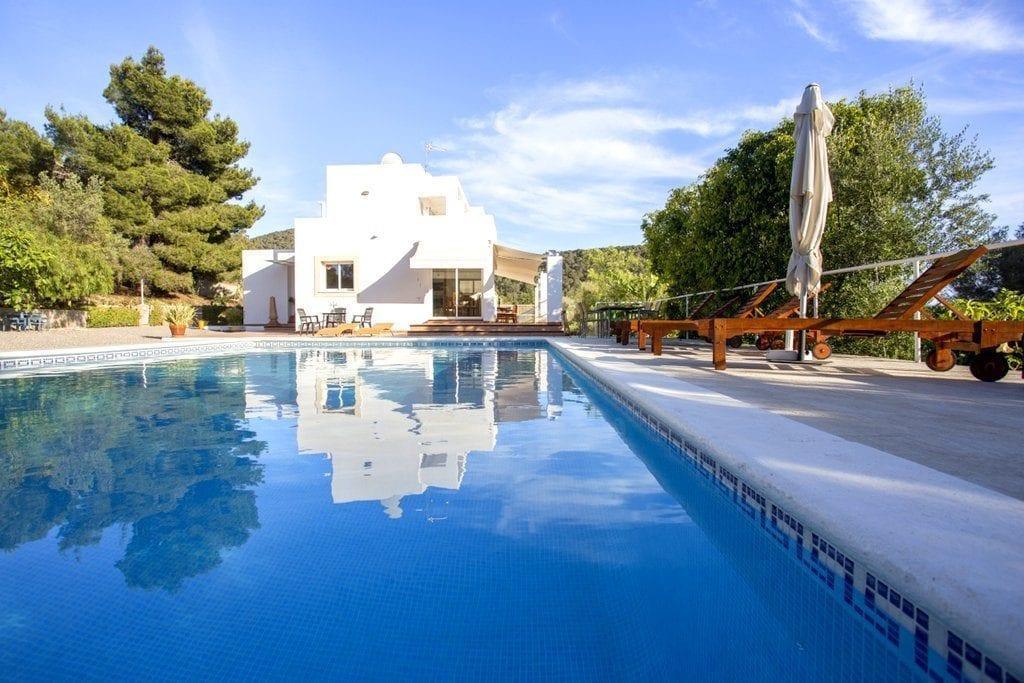 win a week in an Ibiza villa