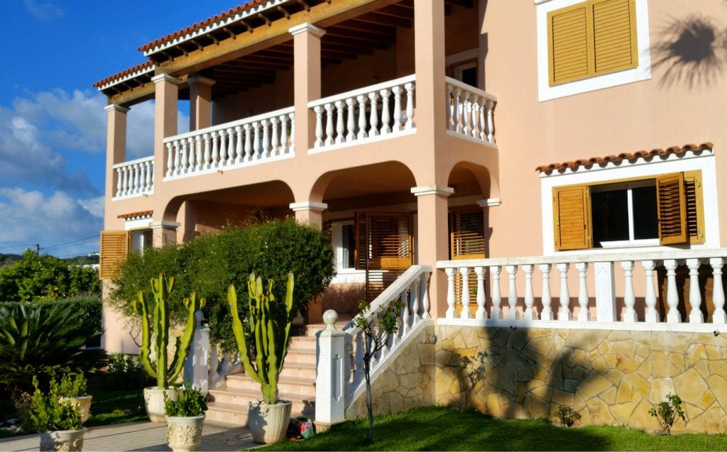 Ibiza villa for rent Jesus 2