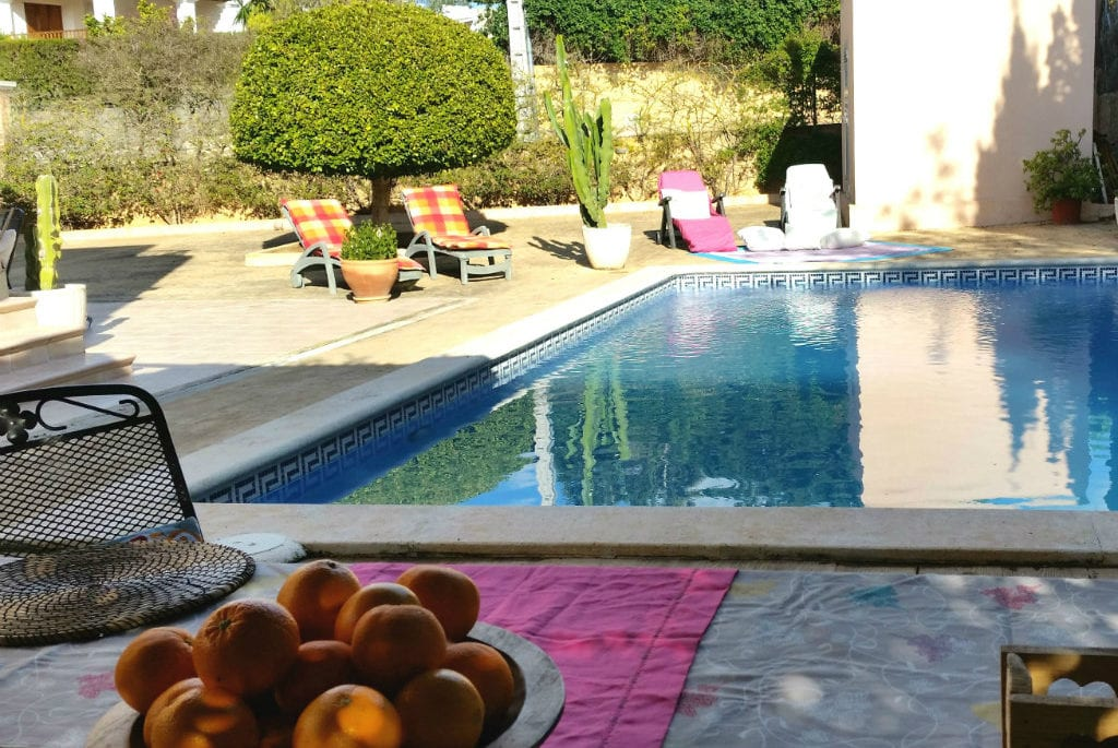 Ibiza villa for rent Jesus
