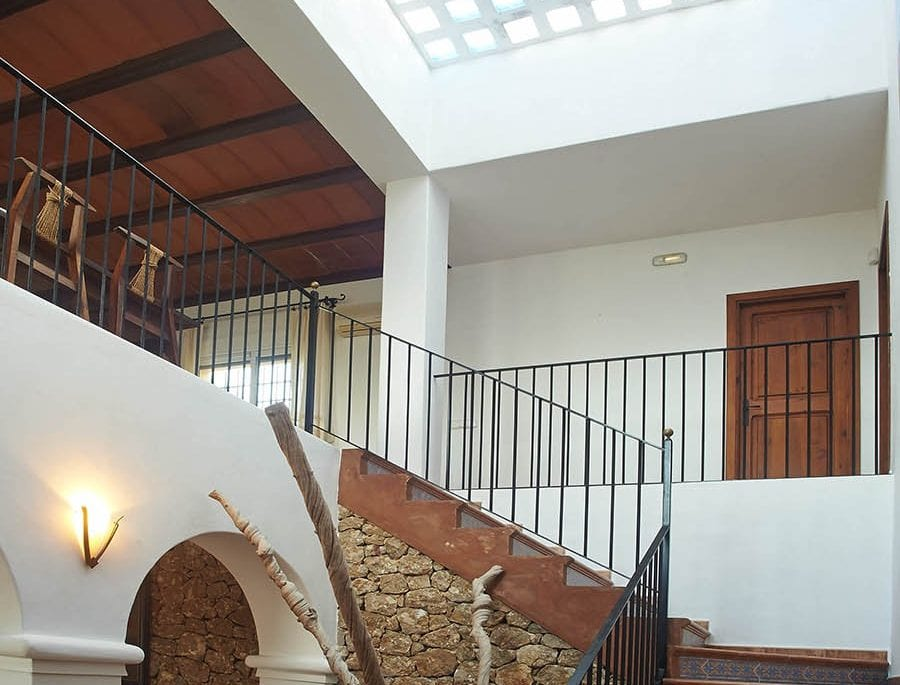 stunning entrance hall perfect rental villa