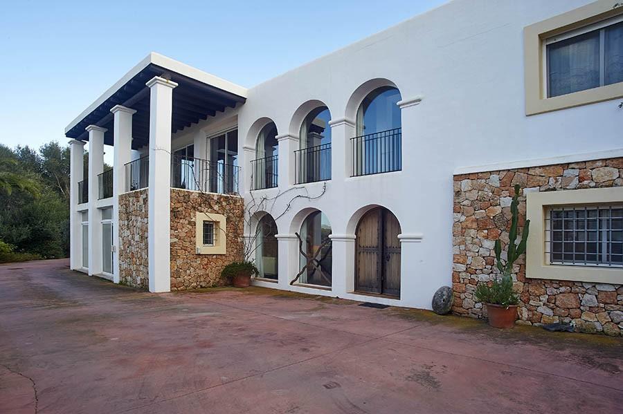 Villa Savines villa near ibiza town