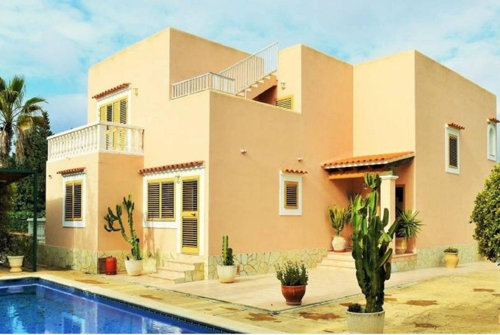 ibiza villa rental near jesus