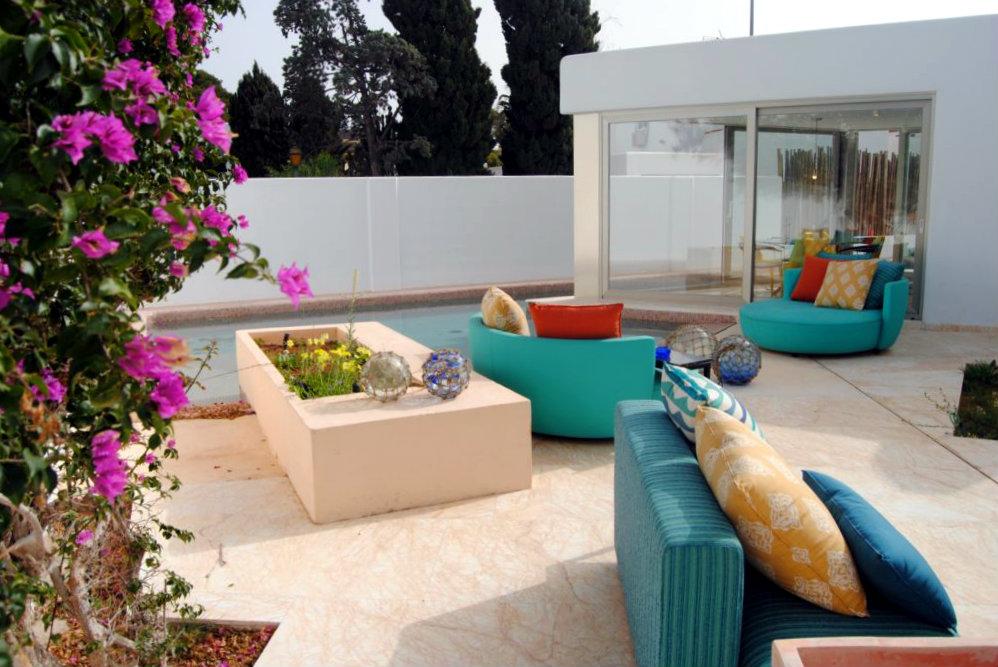 Lush new Ibiza Villa Chiara