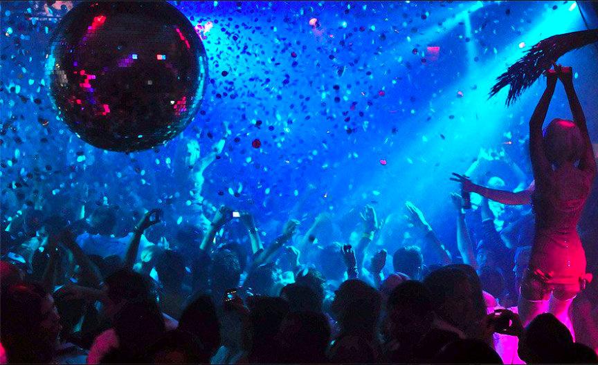 Ibiza opening parties