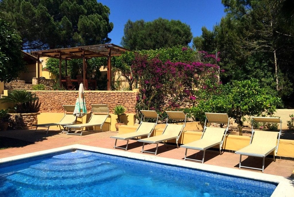 ibiza villa rental discount week 7