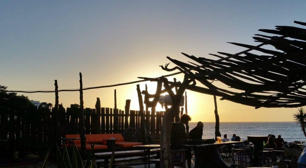 Ibiza restaurants Tim Sheridan