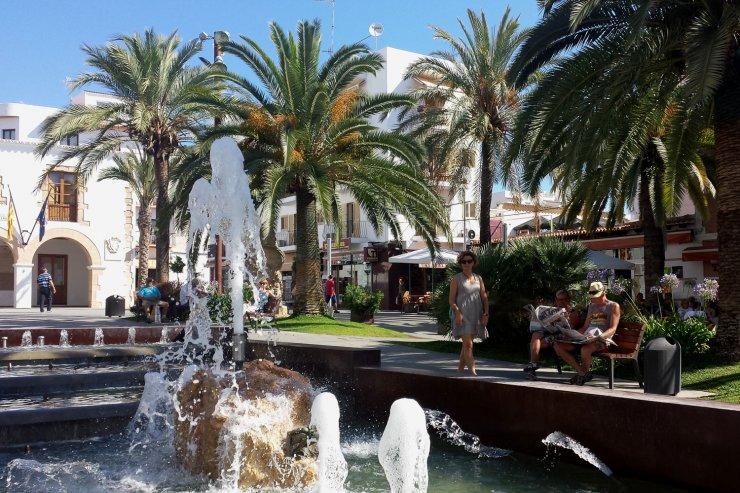 Santa Eulalia del Rio Ibiza