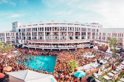 things to do in Ibiza - Ibiza Rocks 2017