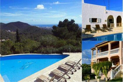 Ibiza villa rental discount week 15