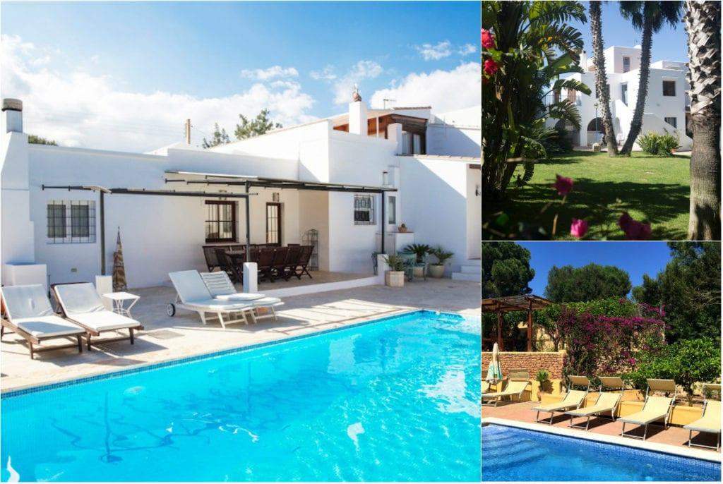 ibiza villa rental discount week 15