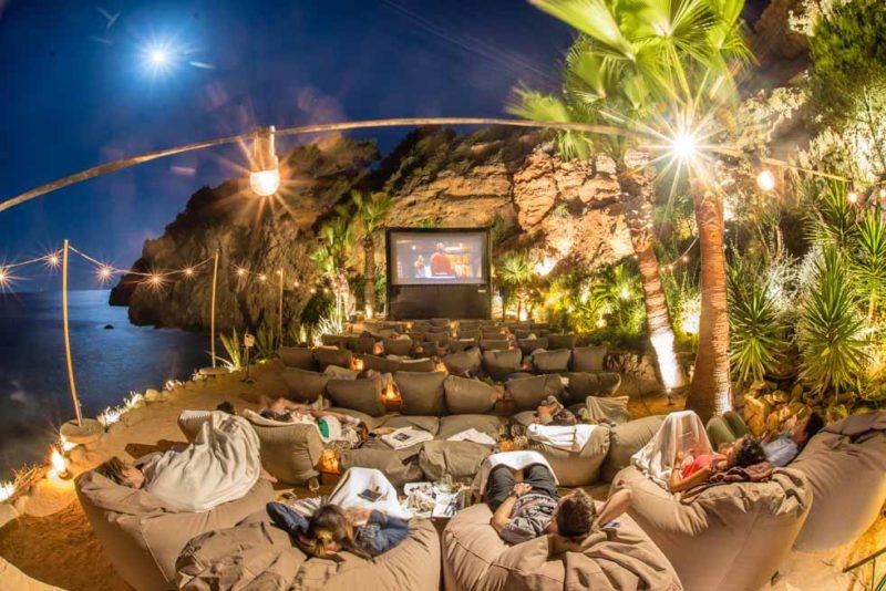 Ibiza in june cinema club