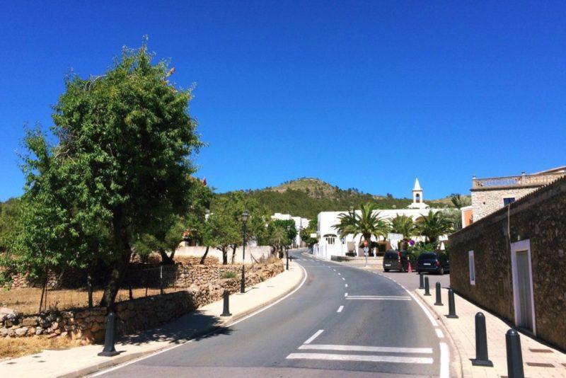 Ibiza in June San Juan
