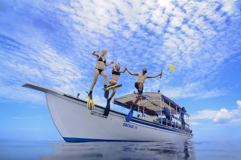 Maldives Bandos resort