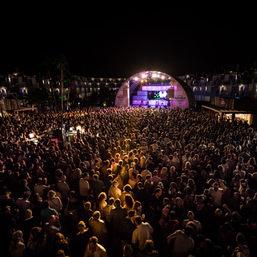 Ibiza in June