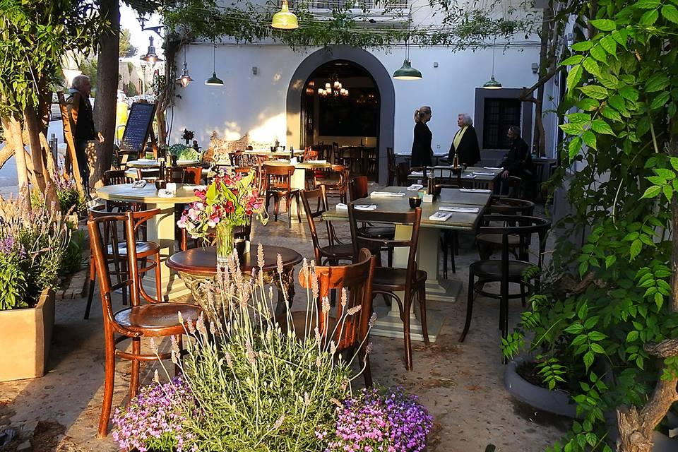 Ibiza in July restaurants