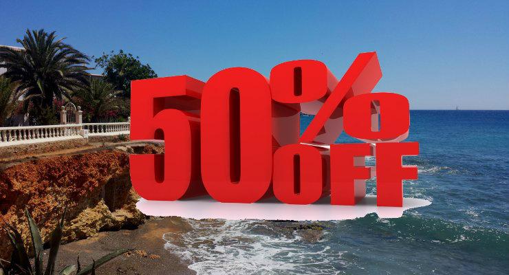 Ibiza villa discounts