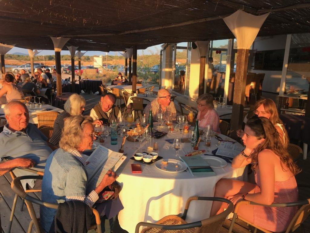 s'illa des bosc ibiza restaurante