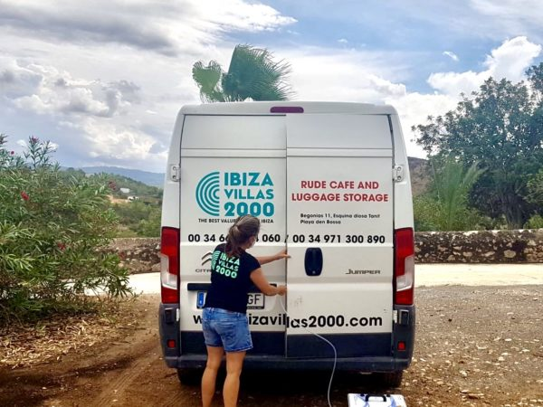 Ibiza Villas 2000 - Ozonizing Protocol Drive