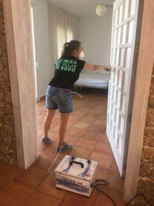 Ibiza Villas 2000 - Ozonizing Protocol