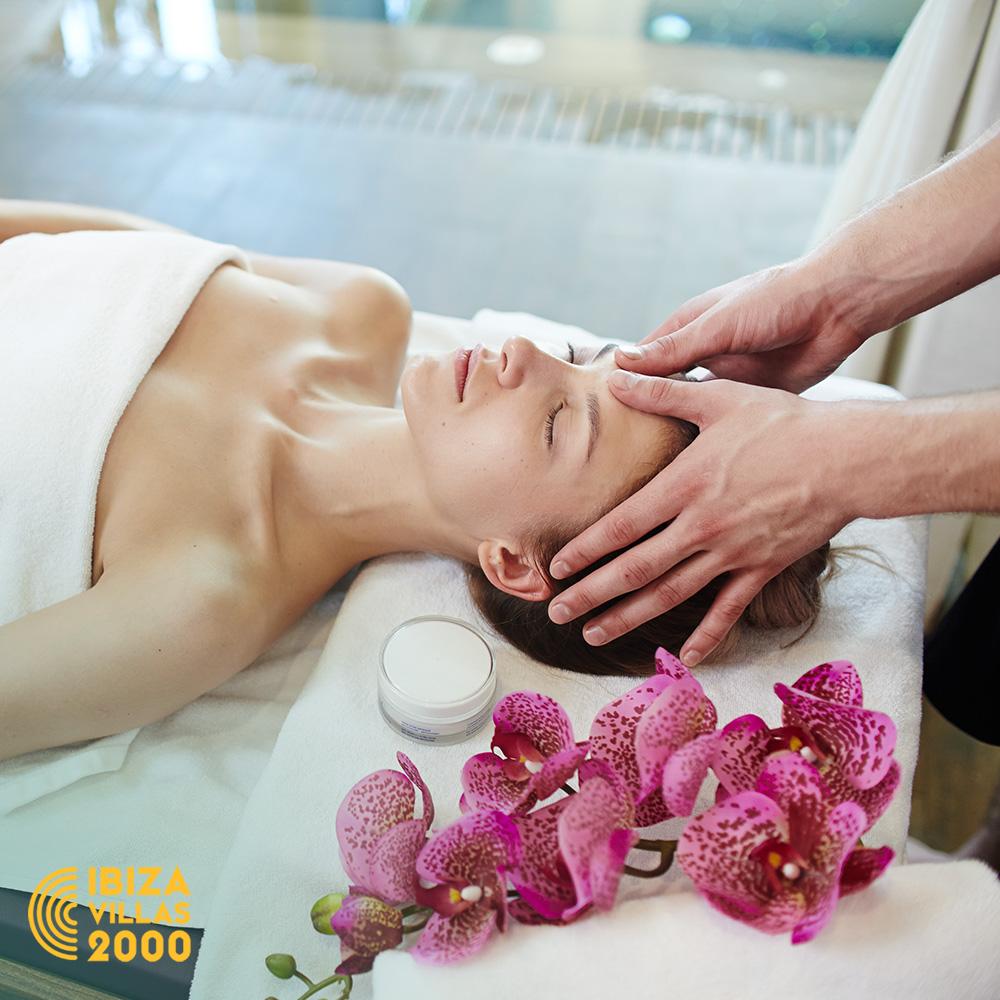 Massage & beauty treatments - Ibiza Villas 2000