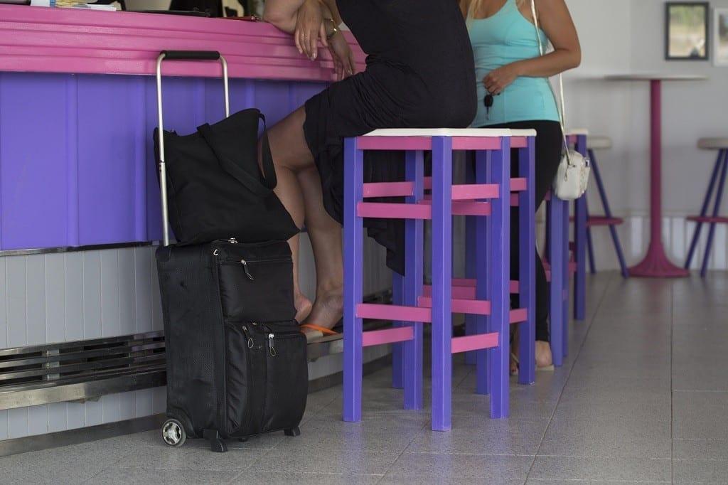 Ibiza luggage storage