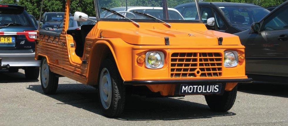 moto luis car
