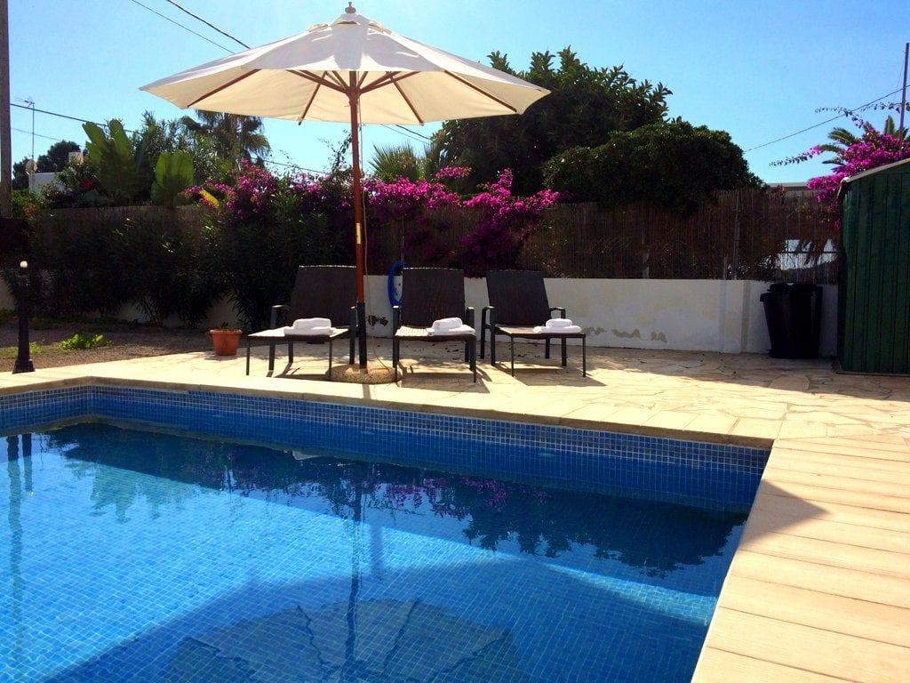 Great value Ibiza villas 2017 casa caleta