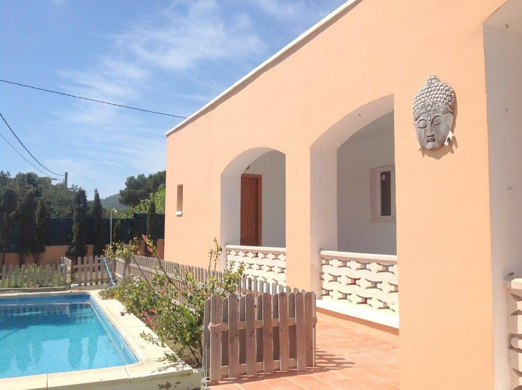 great value villas in Ibiza 2017 - Villa Josie