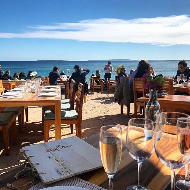 February in Ibiza La Escollera