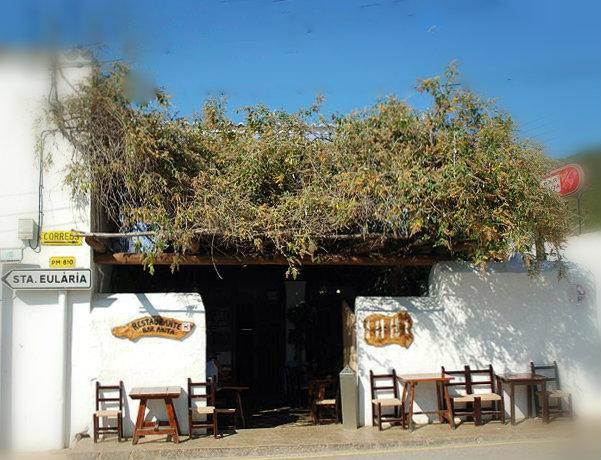 Ibiza in April Bar Antia
