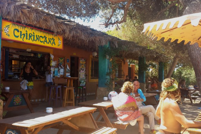 Ibiza in May - Chirincana