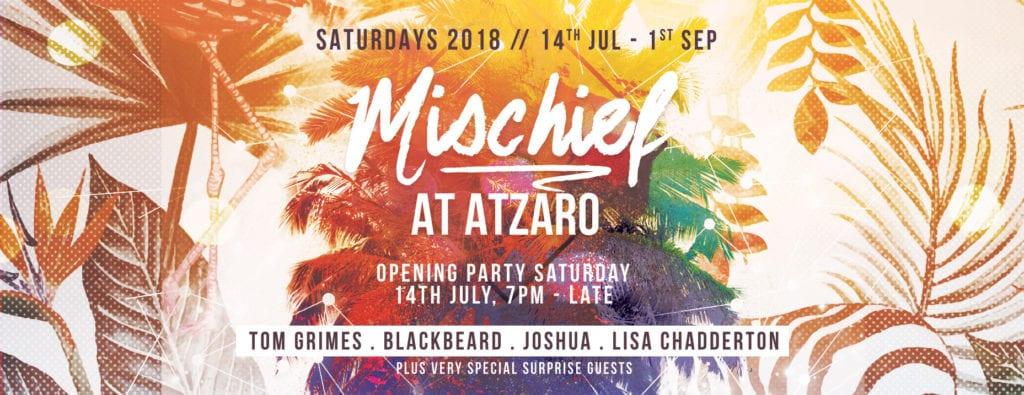 Ibiza in July Atzaro
