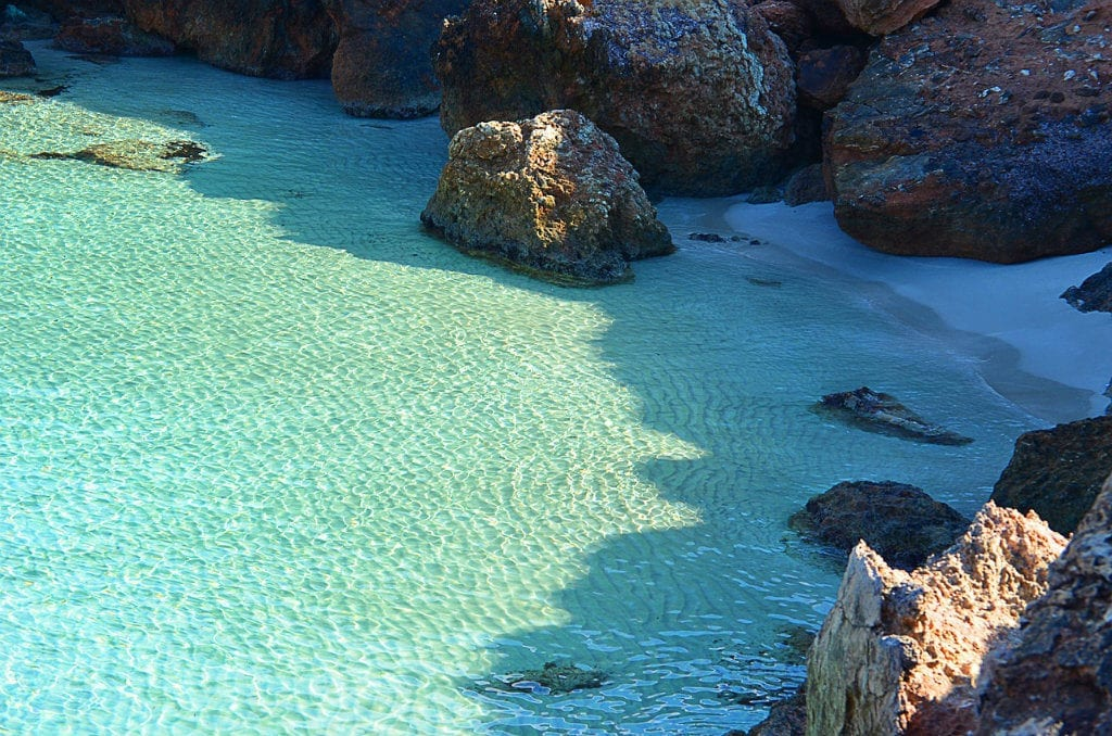 Ibiza in July beaches